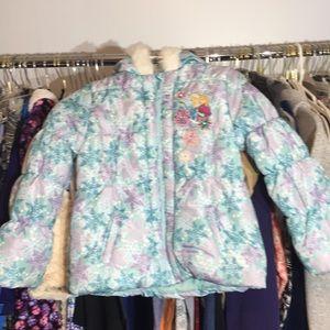 Disney Frozen winter jacket coat